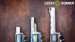 revolver velocity versus barrel length youtube
