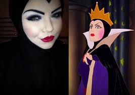 halloween makeup disney u0027s the evil queen she might be loved