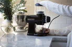 Kitchenaid P by Coffee Fueled Mornings Champagne In The Rain