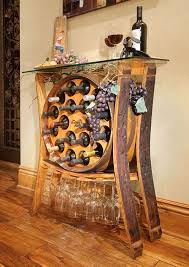 Wine Barrel Home Decor 36 Best Wine Barrel Furniture Made In The Usa Images On