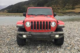 jeep wrangler red official 2018 jeep wrangler interior shots revealed automobile