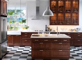 Paint Colors For Kitchens With Dark Brown Cabinets - chocolate brown cabinet kitchen childcarepartnerships org