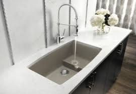 BLANCO Sinks And Faucets Care And Cleaning Blanco - Blanco silgranit kitchen sink