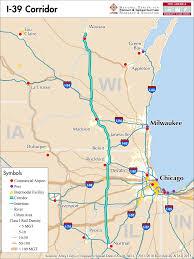 Janesville Wi Map I 39 U2014 Mid America Freight Coalition