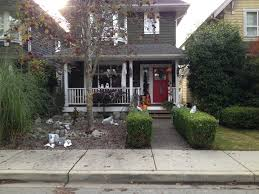 social media neighborhood check out the halloween decorations my