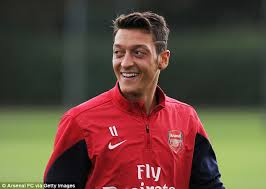 mesut ozil hair style mesut ozil arsenal s newest signing says he is up to the physical