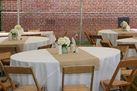 burlap table runners with lace lace table runners to make the
