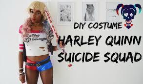 diy harley quinn costume for kids diy costume black harley quinn squad puddin choker