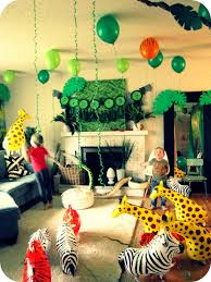 interior design fresh safari themed party decorations home decor