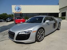 audi r8 2009 for sale 2009 audi r8 for sale in boerne tx wuaan34269n004043