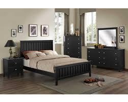 homelegance harris bedroom set black b819bk