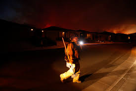 Wildfire Sports Car Value by Gusty Winds Fan California Wildfires Force More Evacuations