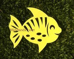 fish paper craft mashustic com