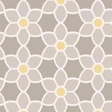 Contemporary Wallpaper Beacon House Metropolitan Grey Geometric Diamond Wallpaper Sample