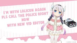 lolicon|Catgirl Anime Lolicon - anime girl