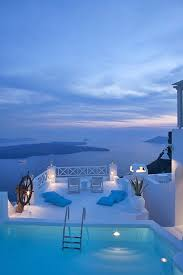 santorini islands in greece are known for their white architecture