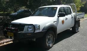 Ford Ranger Truck 2008 - file 2006 2008 ford ranger pj xl 4 door cab chassis 01 jpg