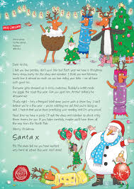 nspcc letters from santa mum of one