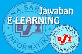daftar pustaka merupakan format dari kunci jawaban e learning bsi mata kuliah bahasa indonesia pertemuan