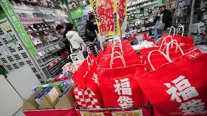 bag new year the fukubukuro lucky bag craze during the japanese new year izanau