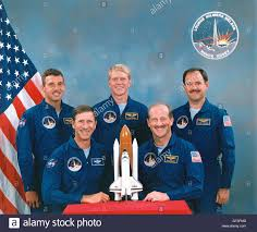 space shuttle astronaut astronauts of the space shuttle discovery sts 26 mission official