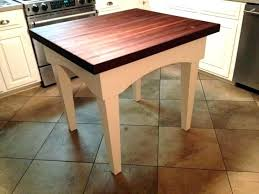 butcher block table on wheels butcher block table on wheels flowersarelovely com