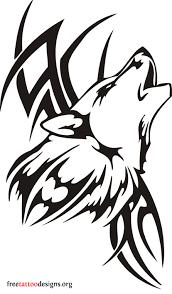 wolf tattoo tribal designs 1000 geometric tattoos ideas