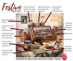 lebkuchen schmidt festive chest traditional german christmas