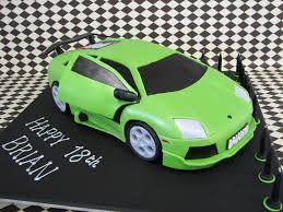 Lamborghini Murcielago Green - lamborghini murcielago cake a photo on flickriver