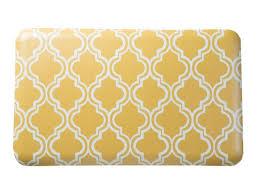 Yellow And Grey Kitchen Rugs Kitchen Yellow Kitchen Mat And 2 Majestic Design Memory Foam