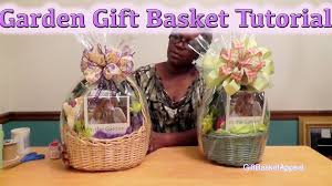 garden gift basket how to make a garden gift basket diy gifts