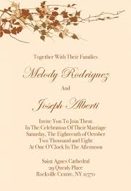 in wedding invitations what to put on a wedding invitation amulette jewelry