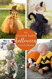 10 unique baby halloween costumes simply clarke