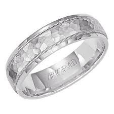 artcarved wedding bands 11 wv7173p6 woodbridge platinum mens wedding band 6 0mm from