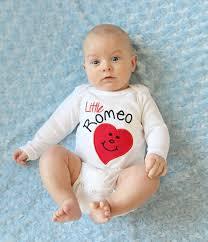 valentines baby s day baby boy clothes tie bodysuit sassy locks