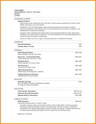nursing student resume for internship nursing resume exles with clinical experience writing new