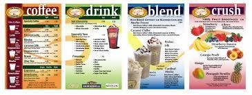 restaurant menu board design sample by sapna begum on guru
