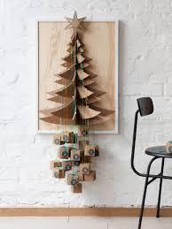 päckchenbaum weihnachten diy adventskalender und weihnachten