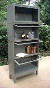 Metal Bookcase Best 25 Glass Bookcase Ideas On Pinterest Black Display Cabinet