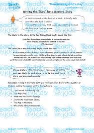 writing the u0027blurb u0027 for a mystery story teach my kids
