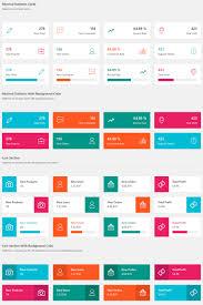 ui layout advance statistics cards bootstrap 4 admin statistics cards layout
