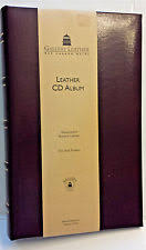 gallery leather photo album gallery leather photo slip in albums ebay