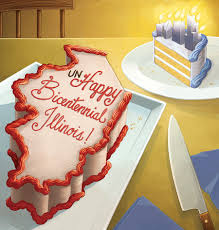 History Of Cake Decorating Downstate A History Of The Bitter Nearly 200 Year Rivalry