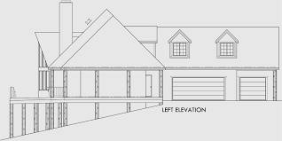 a frame house plans with garage a frame house plan master on the bonus garage wrap a