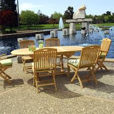Teak Patio Outdoor Furniture by Patio Outdoor Folding Side Chair Newyork