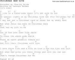 christmas carol song lyrics with chords for christmas and love