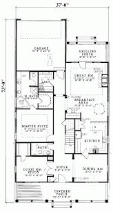 home plans narrow lot contemporry house to narrow lot modern architecture floor plan