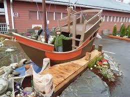 Pirate Ship Backyard Playset by Pirate Ship Charity Playhouse News Press Quantum Construction