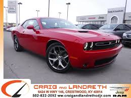 Dodge Challenger 4wd - used cars for sale louisville ky 40216 craig and landreth cars