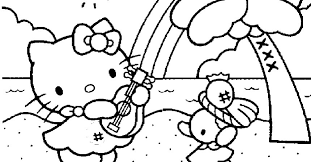 printable kitty coloring pages kids gekimoe u2022 62126